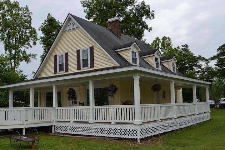 Large Victorian Farmhouse Downtown - Nashville - Rumah