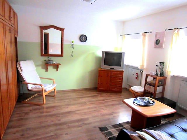 1-Zimmer-Appartement im Zentrum - Bad Birnbach - Daire