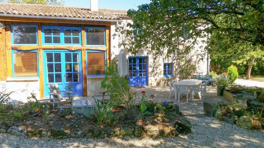 La Grange Aux Reparons - Nancras - Casa