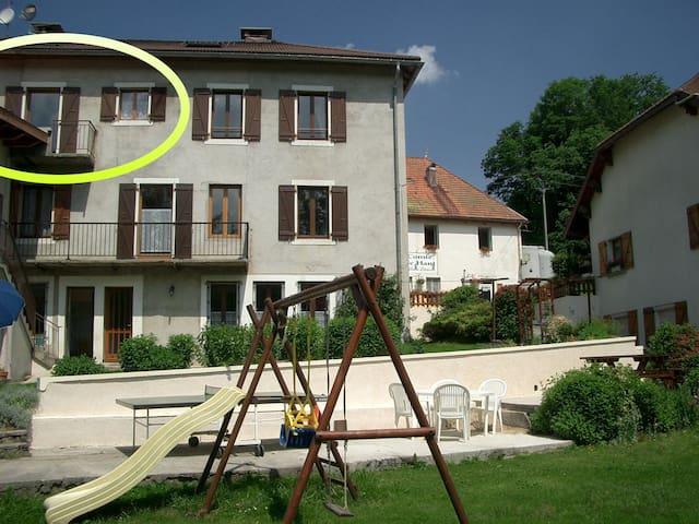 Appartement MB26 du Jura, classé 2 étoiles - Foncine-le-Haut - Lägenhet