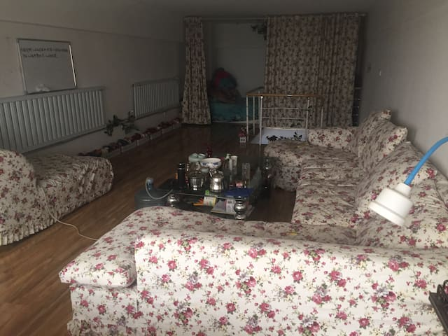 现代复式公寓 - 邹城市 - Wohnung
