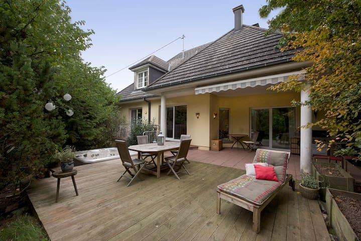 Wunderschöne Villa mit Jacuzzi 20' von Straßburg - strasbourg