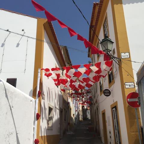 Casa de Constância, Vila Poema - Constância - Loma-asunto