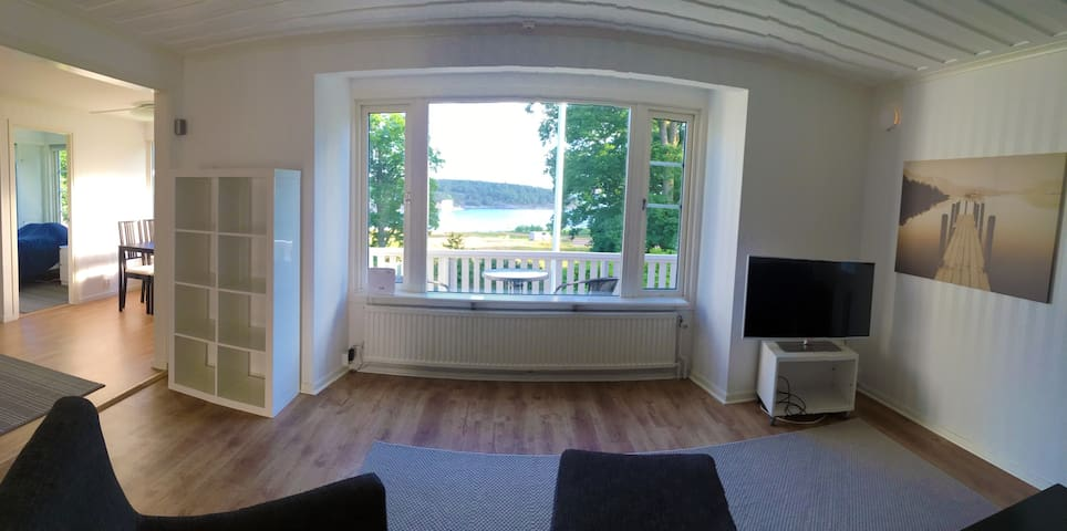Oceanview villa/apt with 35min to Gothenburg city2 - Stenungsön