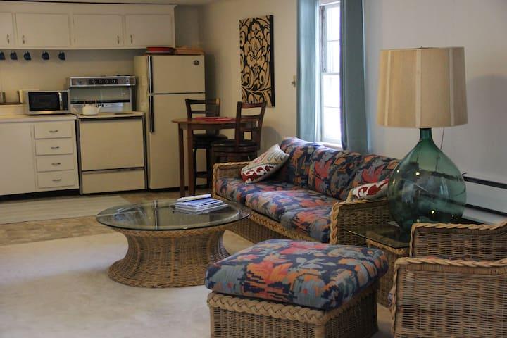 Studio Apartment in Cape Elizabeth - Кейп-Элизабет - Квартира