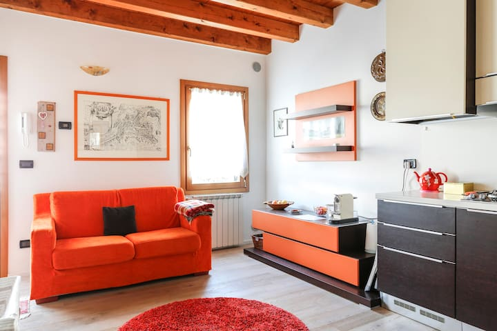 Casetta indipendente in Riviera del Brenta - Sambruson - Talo