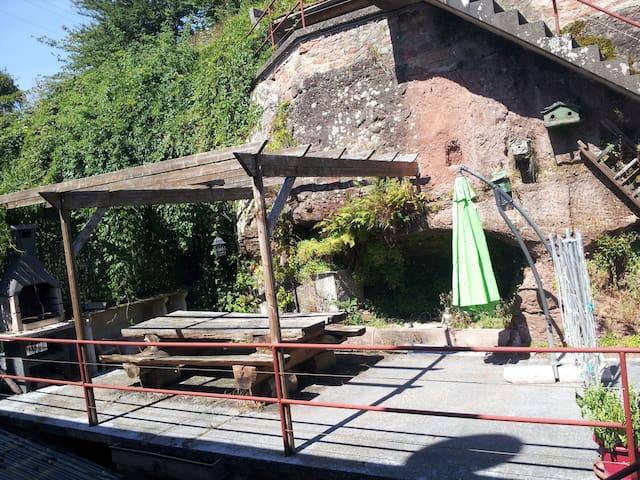 Chambre chez l'habitant - proche du Donon - Abreschviller - Huis