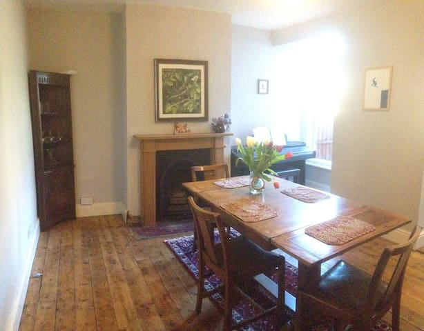 Peaceful room in town - Hereford