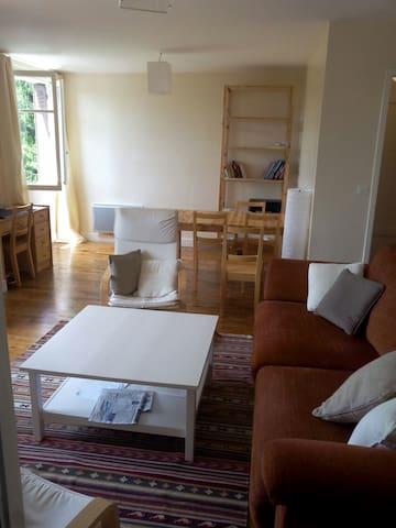 Spacious 2 bed apartment in Bellac - Bellac - Apartament