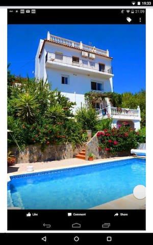 Private Villa & Pool in Real Spain - Lújar - Villa
