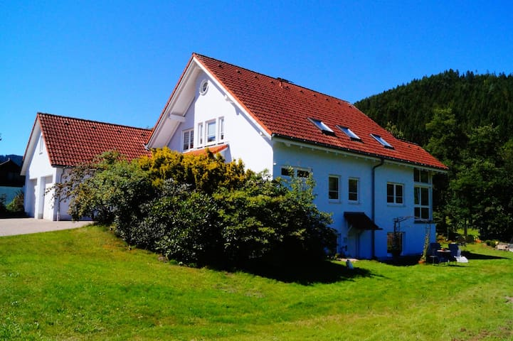SCHWARZWALD- ERLEBNIS   PUR !!! - Baiersbronn - Apartmen