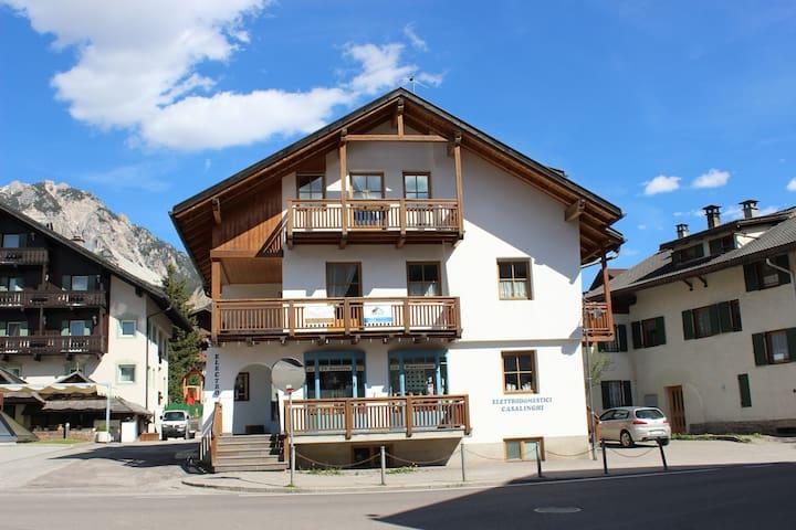 rent apartments & more - booking personally - San Vigilio - Appartement
