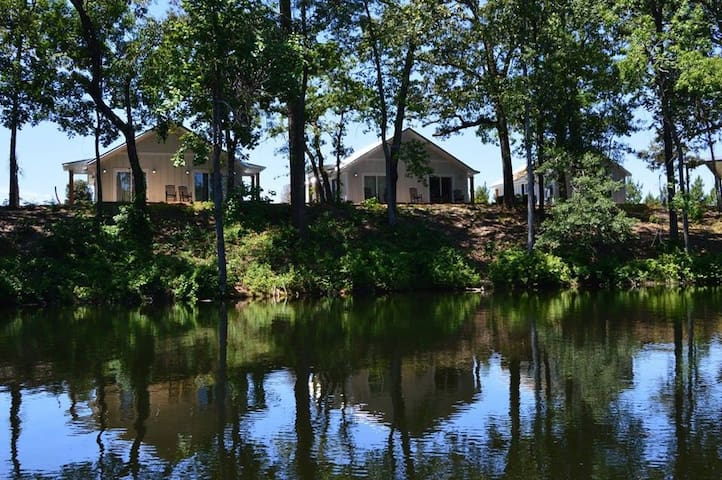 The Cottages at Cape Fear Vineyard and Winery - Elizabethtown - Casa de campo