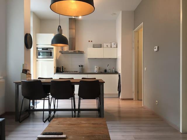 Modern appartement in hartje Den Bosch - 's-Hertogenbosch