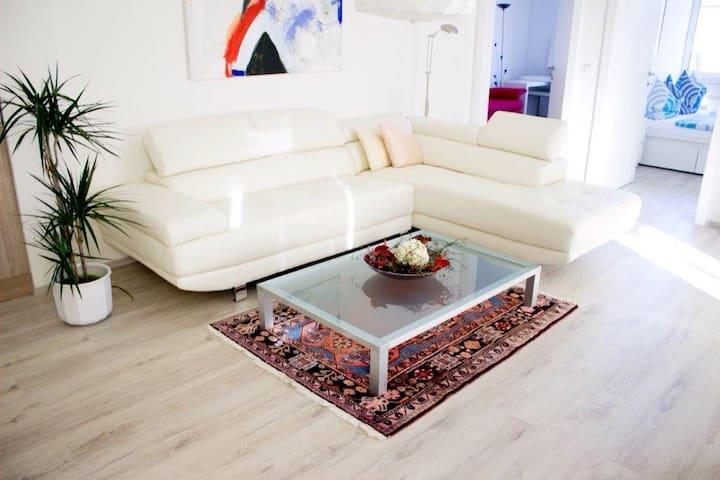 Stylisches Appartement in Hermagor - Hermagor - Departamento