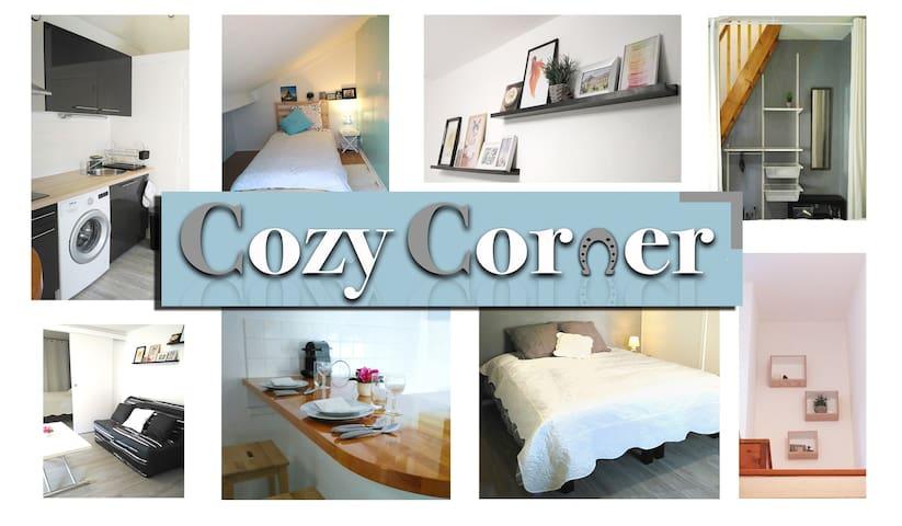 Cozy Corner - Chantilly - Apartamento