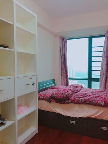 Charming room in Shen Zhen Fu Tian - Shenzhen - Departamento