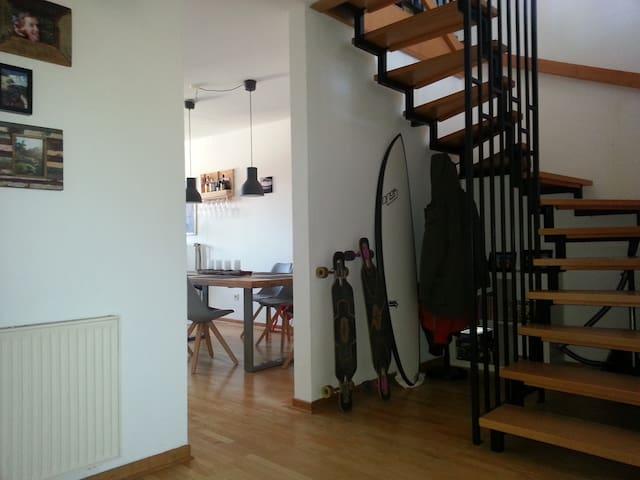 Tolle Maisonette Wohnung Zentral - Göttingen - Квартира