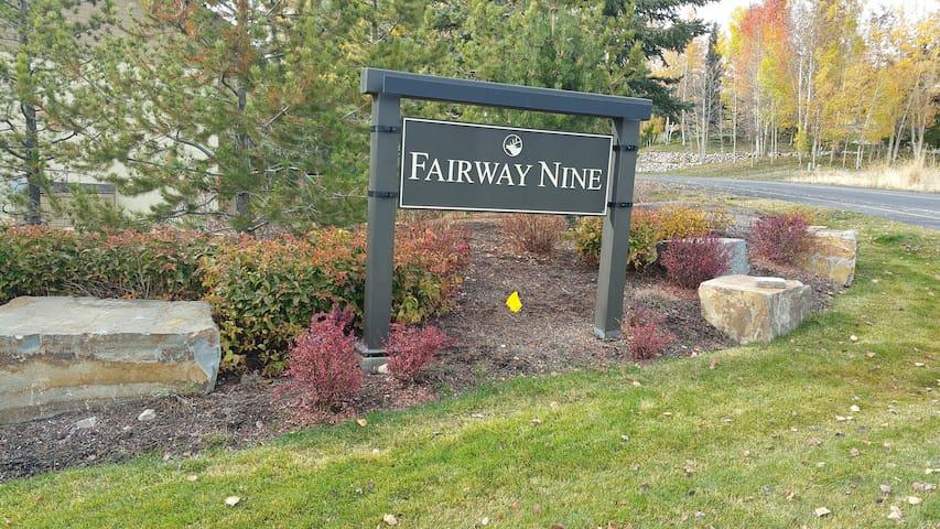 Warm and Inviting Fairway Nine Condominium - Sun Valley  - Кондоминиум