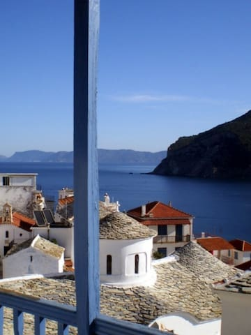 Stunning views - Skopelos - Ev