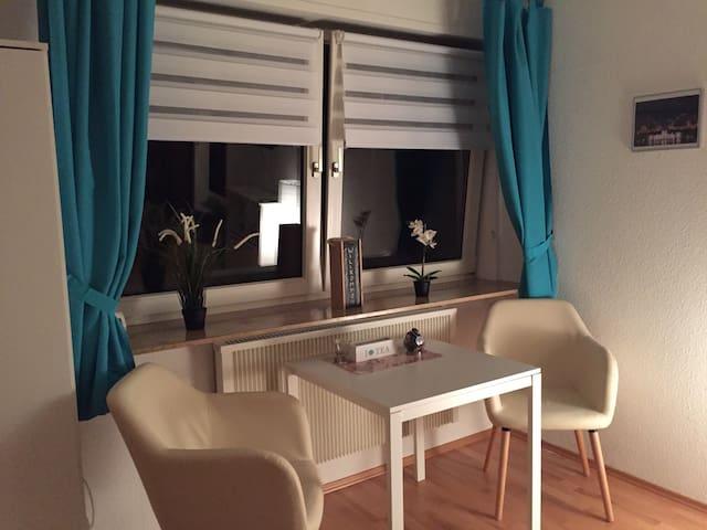 Moderne 1-Zi Wohnung in bester Citylage! - Mannheim - Lägenhet