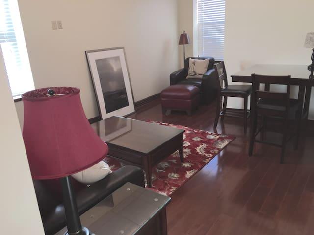Professional Suite Apartment near BGH and BU - Binghamton - Departamento