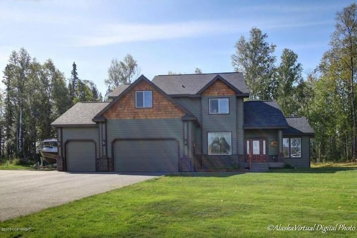 Our home - Wasilla - Haus