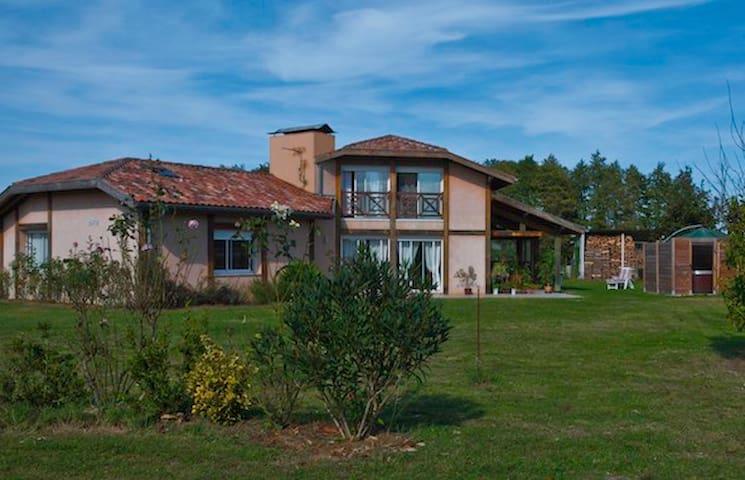 Villa mitoyenne 3*** pour 5 personnes avec Spa - Orx - Appartement