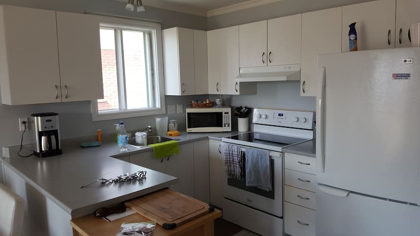 Great apartment in South Shore close to Montreal - Longueuil - Квартира