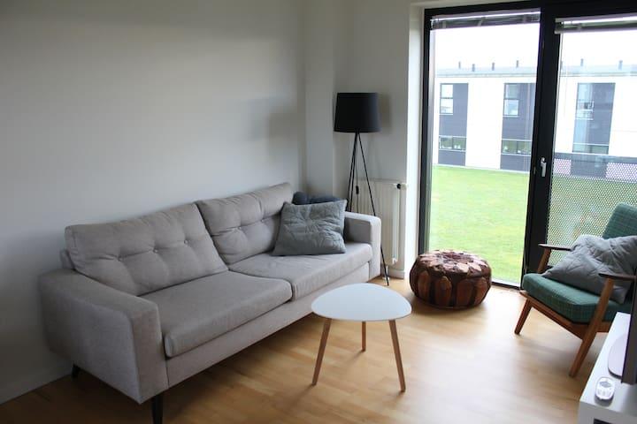 Lejlighed i udkanten af Herning - Herning - Appartement