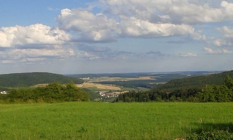 Ferienwohnung Alpenblick - Zwiefalten