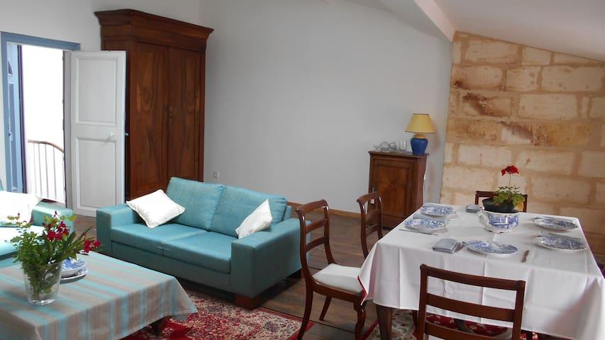 Bel appartement près des quais à Pauillac - Pauillac - Appartement