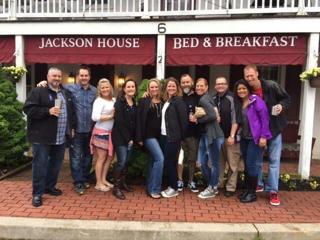 Jackson House Bed and Breakfast - Railroad - Szoba reggelivel