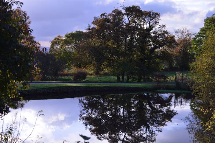 Peaceful, idyllic and unique. - Cookhill