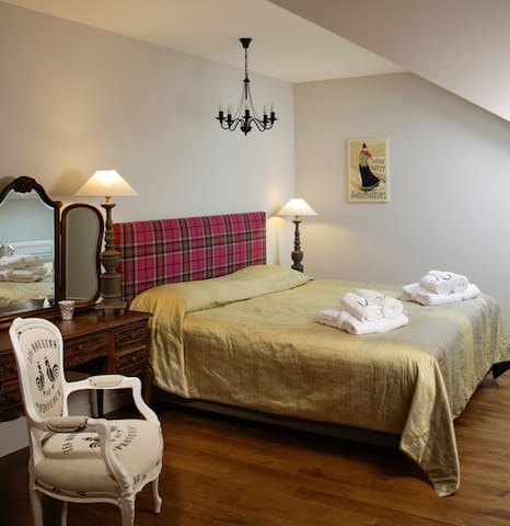 Komfortowy apartament dla max 6 osób - Krynica-Zdrój - Apartamento