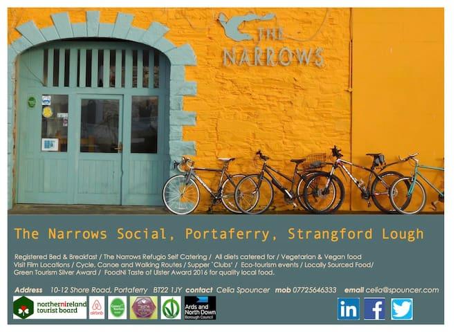 Marina Views at The Narrows Social - Portaferry - Bed & Breakfast