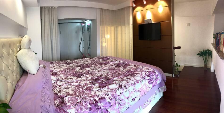 Fine decoration house at Songjiang wanda area - Shanghái