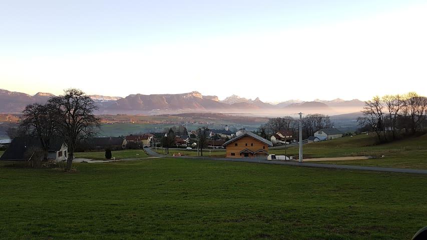 Appartement à la campagne entre Annecy et Genève - Vovray-en-Bornes