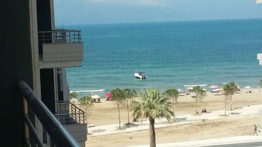 Splendida vista di Mare - Vlorë - Byt