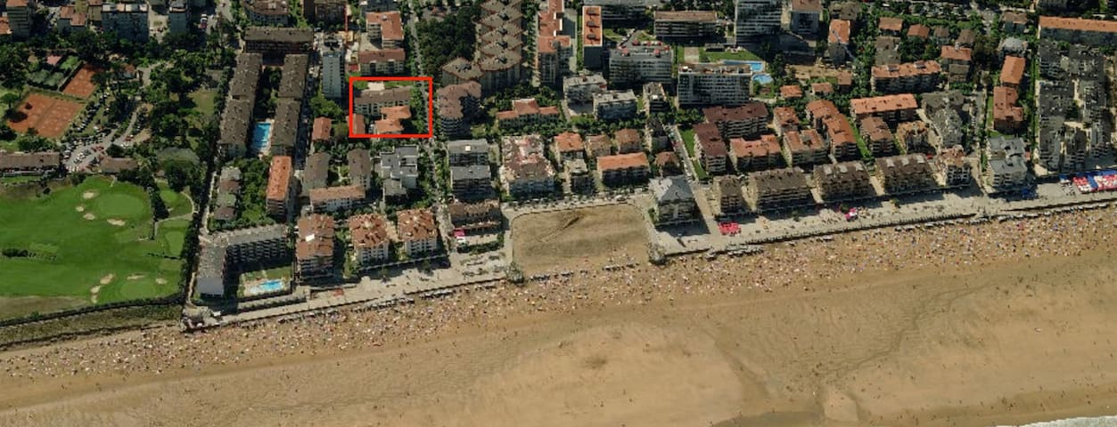 Apartment 50 from the beach - Zarautz - Apartmen