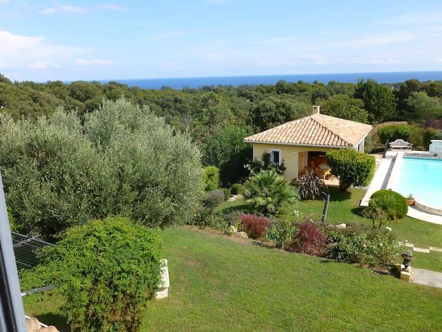 Casetta mer et montagne - Cervione - Huis