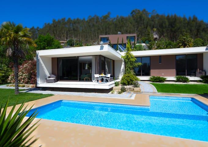 Casa com piscina_Guimarães - Vizela - Talo