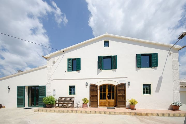 Country house in Penedes - Barcelona - Cal Margarit