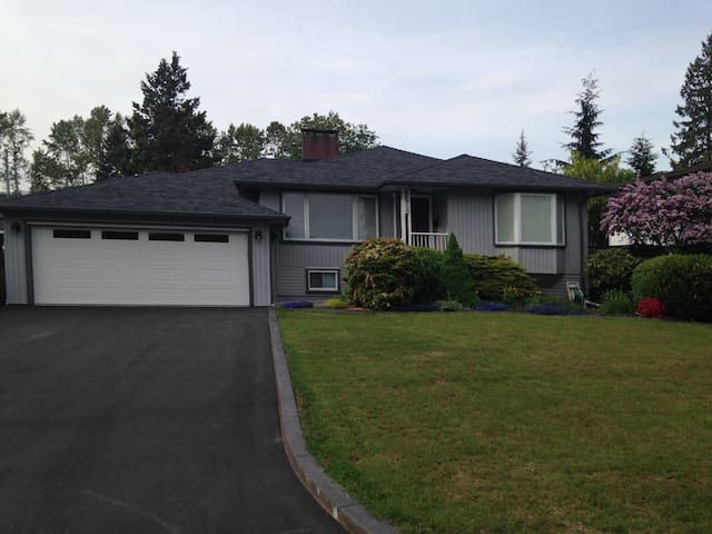 Your Child-Friendly Private Space in Port Moody - Port Moody