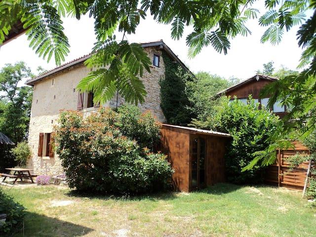 Le Rosier, Hameau des Chênes, 31360 LE FRECHET - Le Fréchet - Huis
