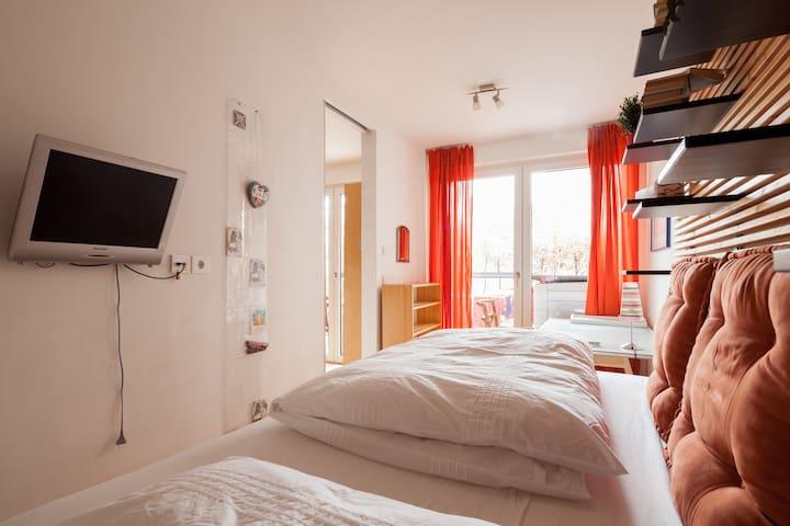 Einzelzimmer im Gärtnerplatzviertel - Munich - Apartmen