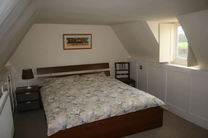 1 of 3 rooms - Double bedroom, shared bathroom - Lincolnshire - 獨棟