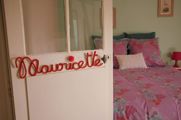 Mauricette by Pancakes & Polochons - Les Thilliers-en-Vexin - Bed & Breakfast