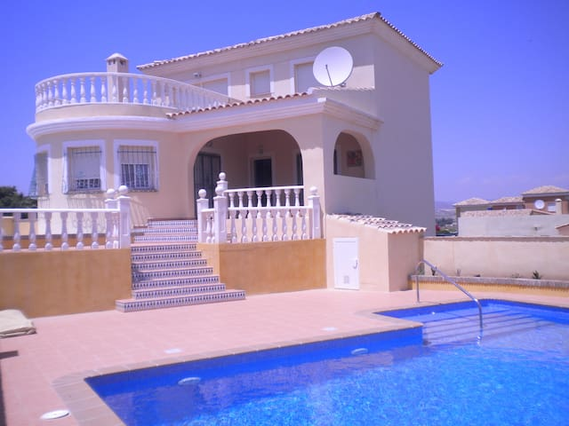 Detached Villa with own pool . - Turre - Vila