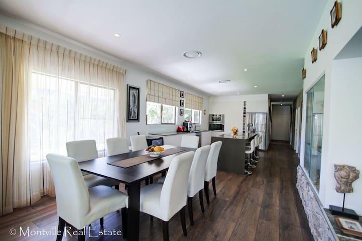 Casa Di Natura Luxury Retreat - Flaxton - Hus